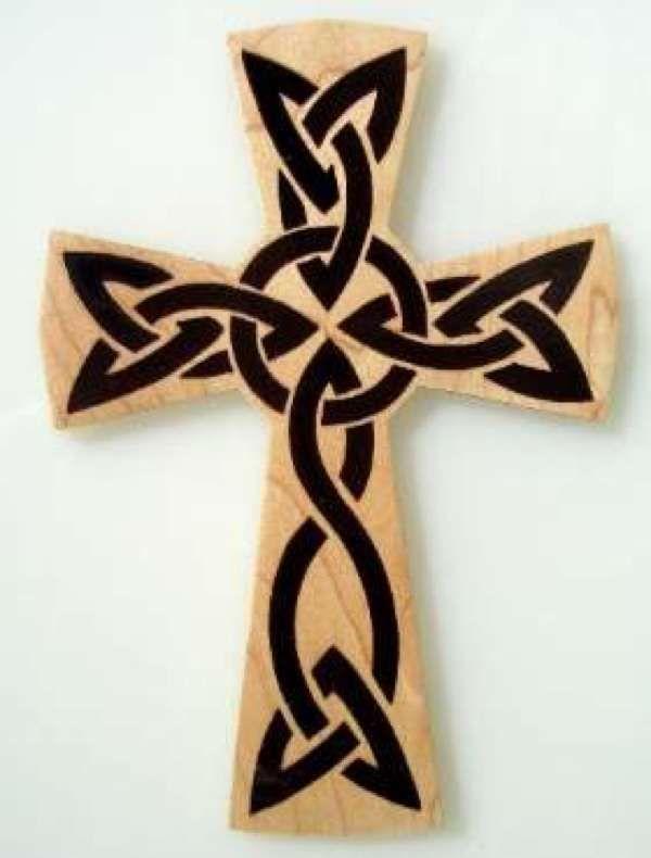 Scroll Saw Cross Patterns