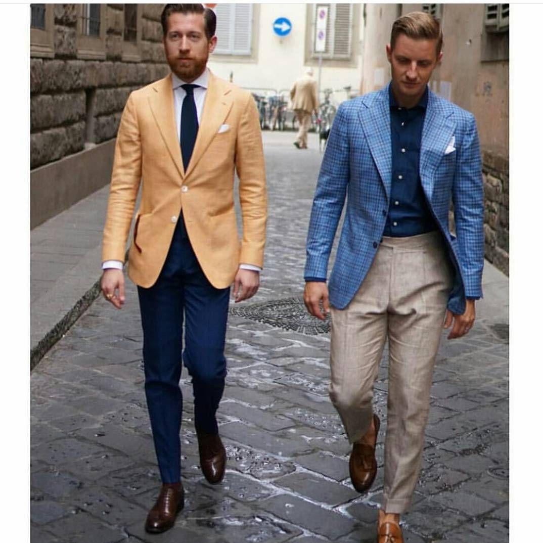 Street Style in Pitti Uomo 88