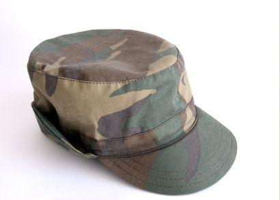 Cómo diseñar tu propia gorra militar  80c93a0d202