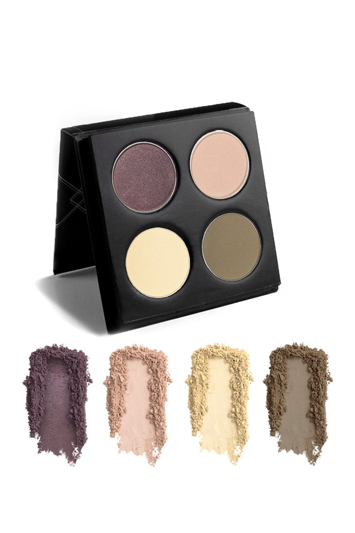 Makeup Geek Vivacious Eyeshadow Quad Sponsored , Aff,