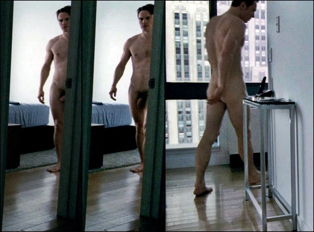 Michael fassbender frontal nudity