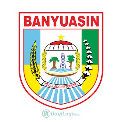 Kabupaten Banyuasin Logo Vector Vector Logo Custom Logos Logos