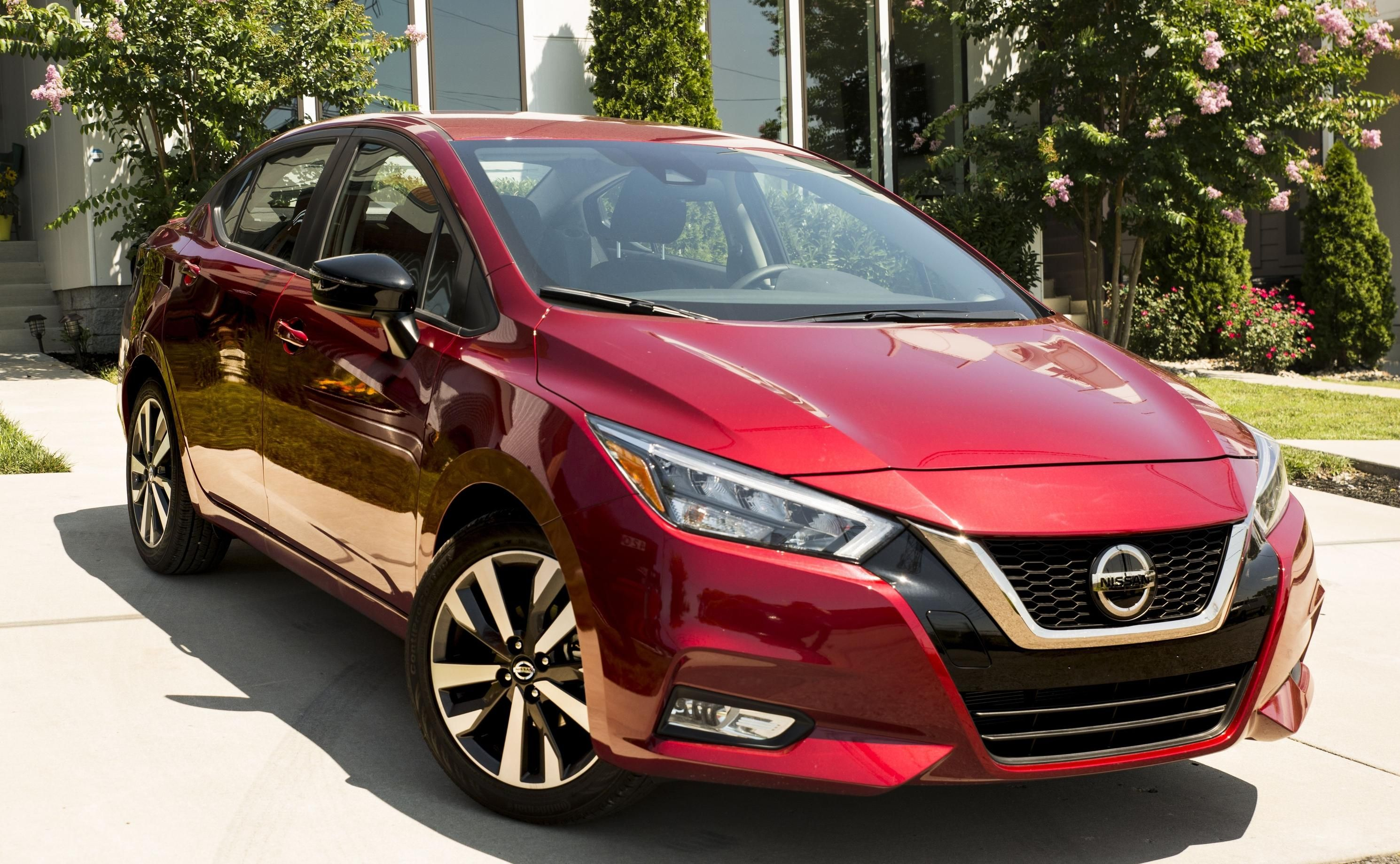 Car Review Nissan Versa Gets Upgrade But Don T Expect Miracles In 2020 Nissan Versa Nissan Car