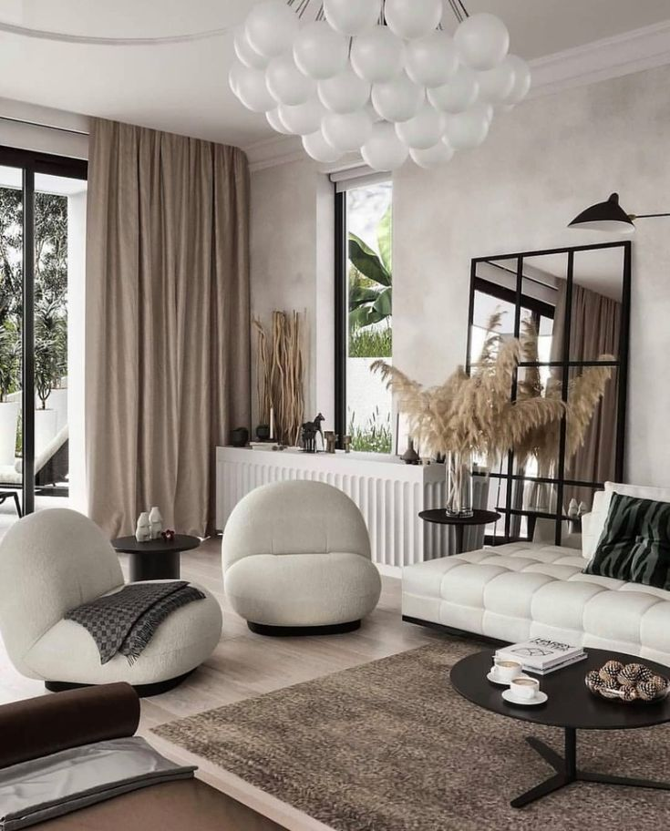 Photo of GUBI: Atmosfera familiare con il Pacha Lounge Cha … – Mobili di design contemporaneo – Da Vinci Lif