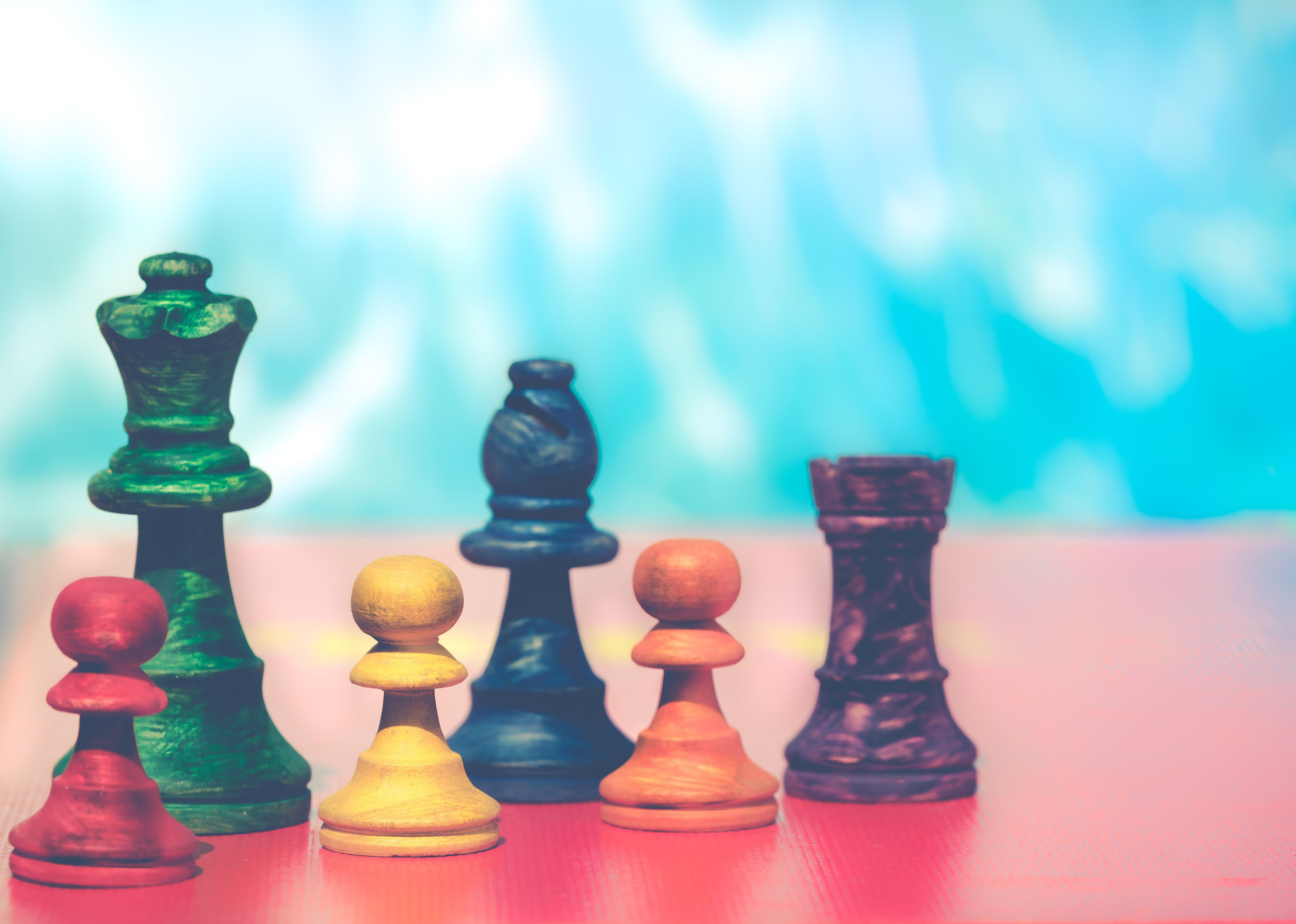Wallpapers organization, games, Board game, chessboard