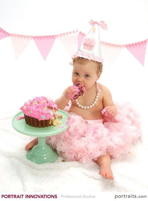 First birthday kids photography vintage prop rentals cake stand from finch vintage rentals in st