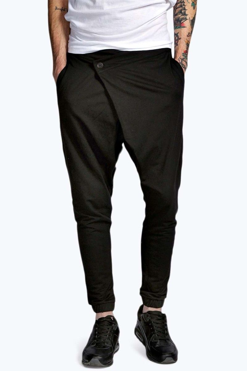 e7d8807b123 6 Drop Crotch Trouser Styles for Spring More. 6 Drop Crotch Trouser Styles  for Spring More Men Trousers