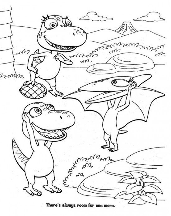 Dinosaur Train Coloring Pages Train Coloring Pages Coloring Pages Dinosaur Coloring Pages