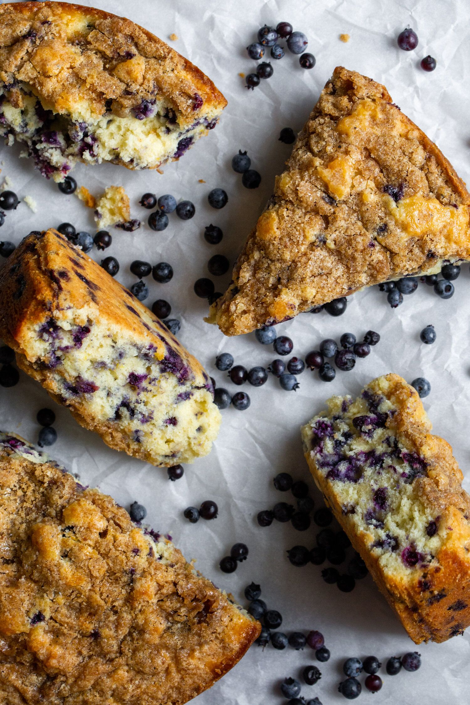 BLUEBERRY COFFEE CAKE — The Vivid Kitchen in 2020   Coffee cake, Blueberry coffee, Blueberry ...