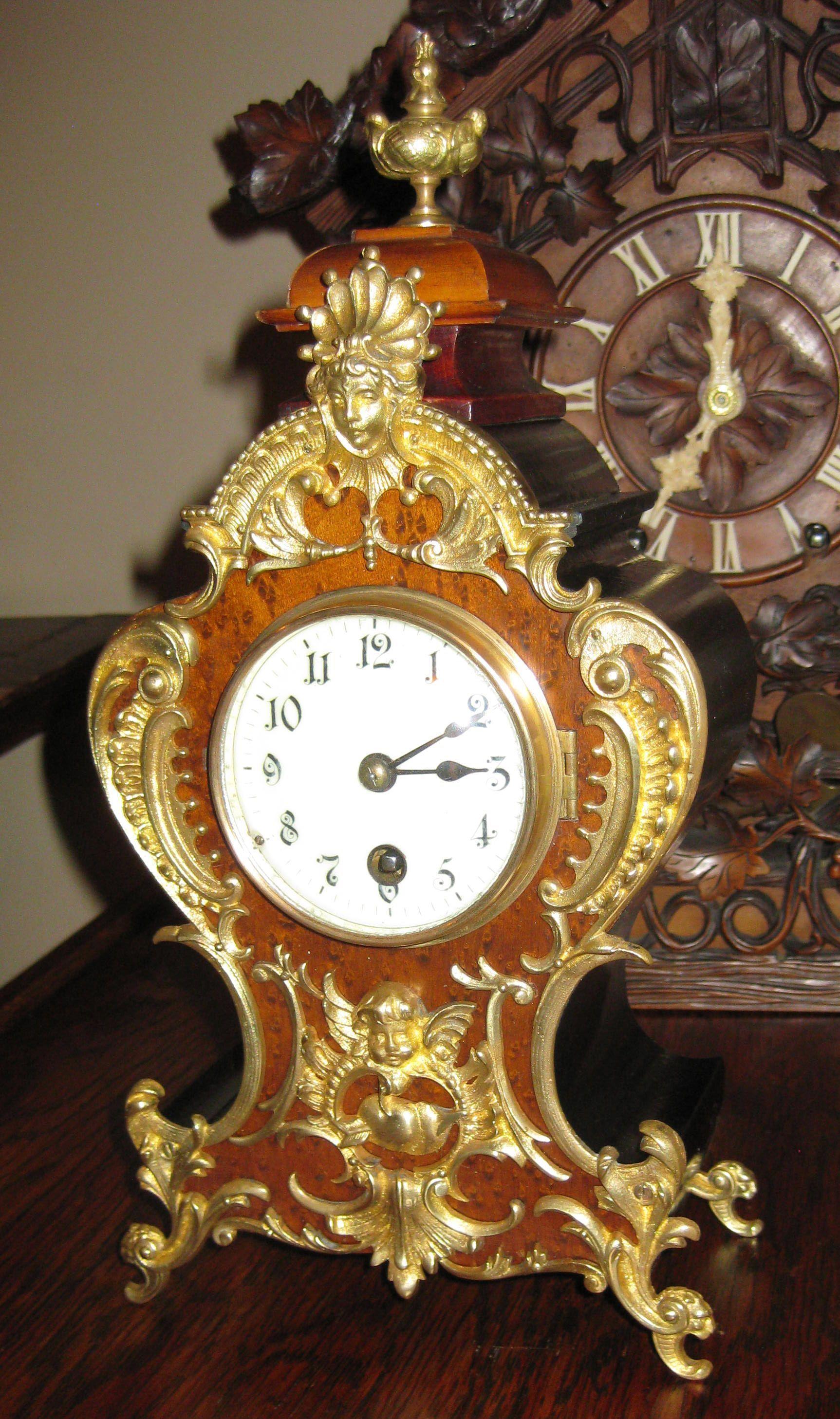 George S Antique Clocks Antique Clocks Vintage Clock Wall