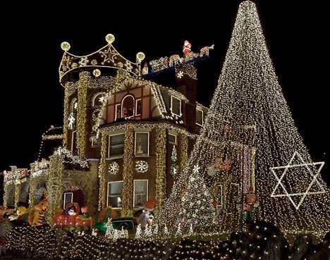 Fotos Casas Decoradas Navidad.Casas Decoradas De Navidad Imagenes Buscar Con Google
