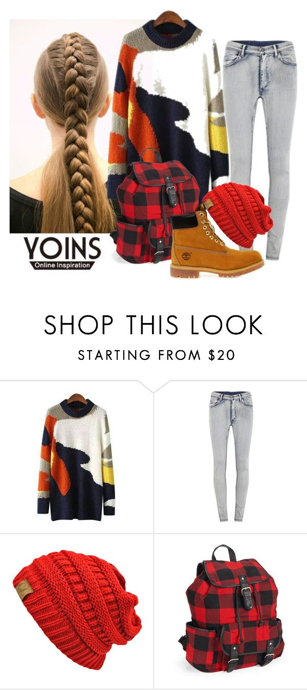 """""""Oasis..."""" by viktorija-dimeska on Polyvore featuring Cheap Monday, Aéropostale and Timberland"""