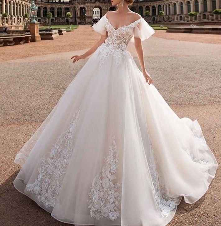 Wedding Dresses Ideas Pinterest: Pinterest // Fluffpuff12as
