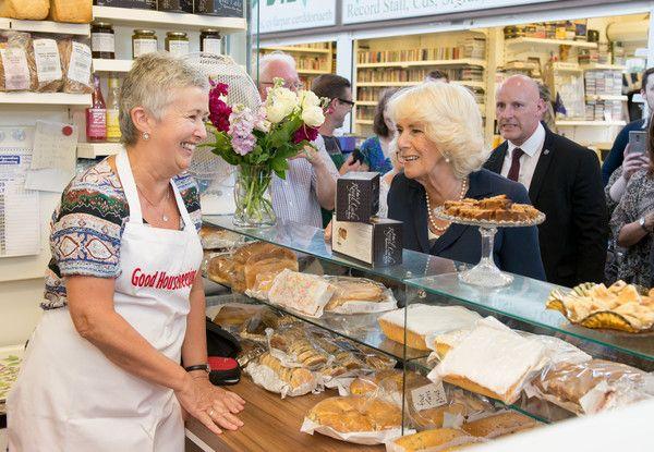 Camilla Parker Bowles Photos Photos: The Prince Of Wales And Duchess Of Cornwall Visit Wales #visitwales
