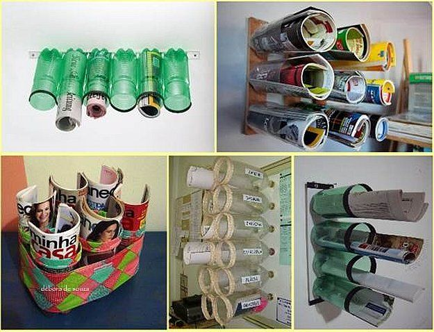 Recycled Plastic Bottle Crafts Variety Of Craft Projects Recycle