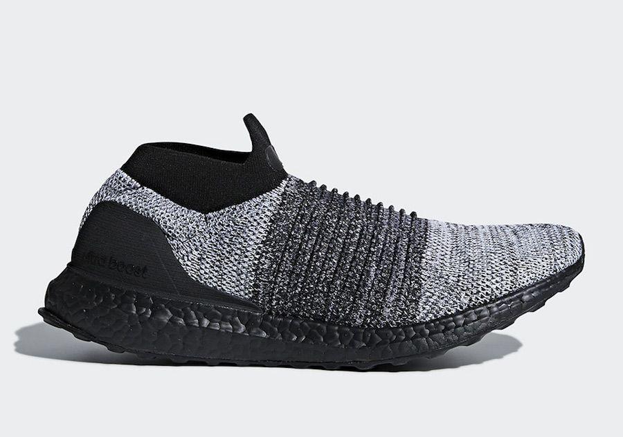 Adidas ultra impulso laceless rilasciando con nero impulso dettagli