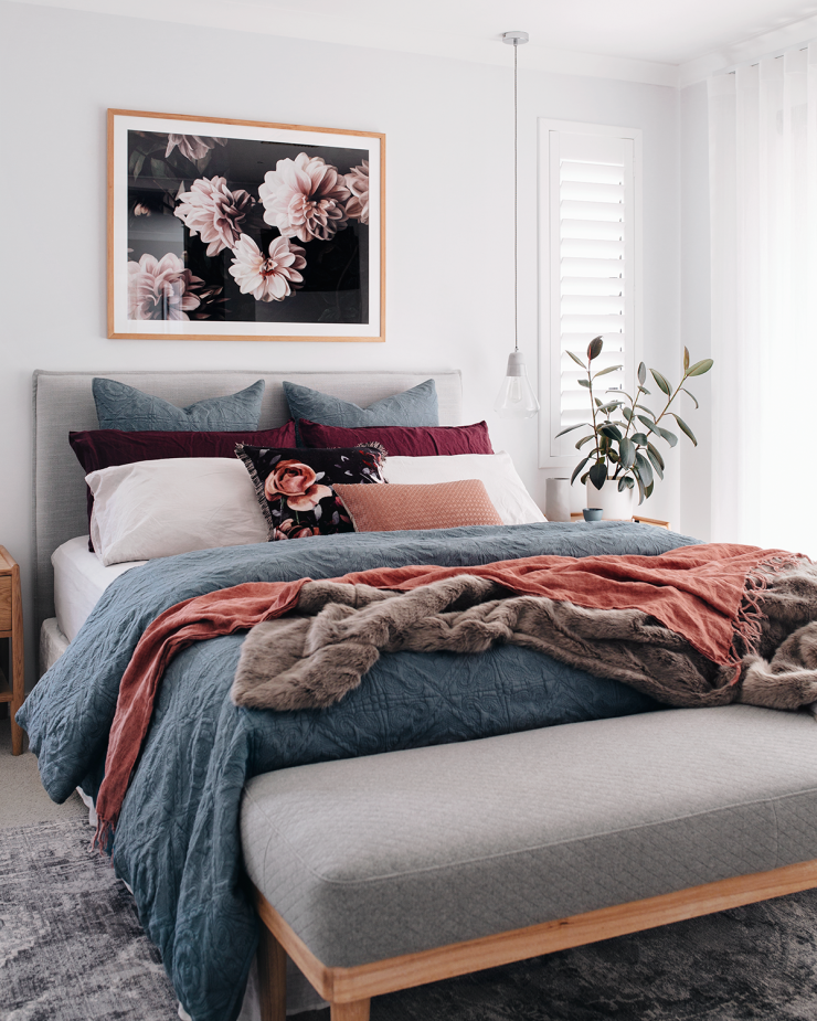 10 Cozy And Dreamy Bedroom With Galaxy Themes: 10 Cozy Bedroom Ideas For The Fall Season