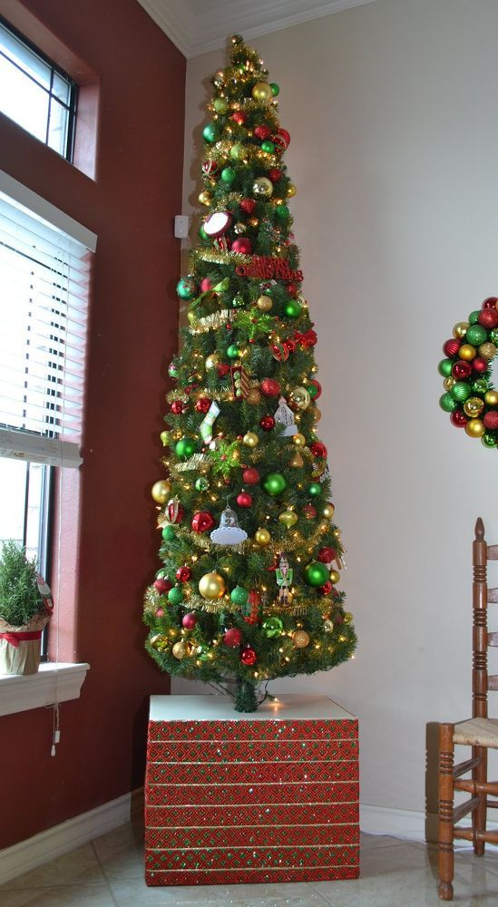 Sturdy Artificial Christmas Tree Cover Christmas Tree Base Cheap Christmas Trees Diy Christmas Tree