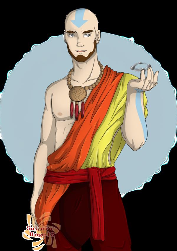 Adult Aang by *Sakura-Rose12 on deviantART | Avatar ...
