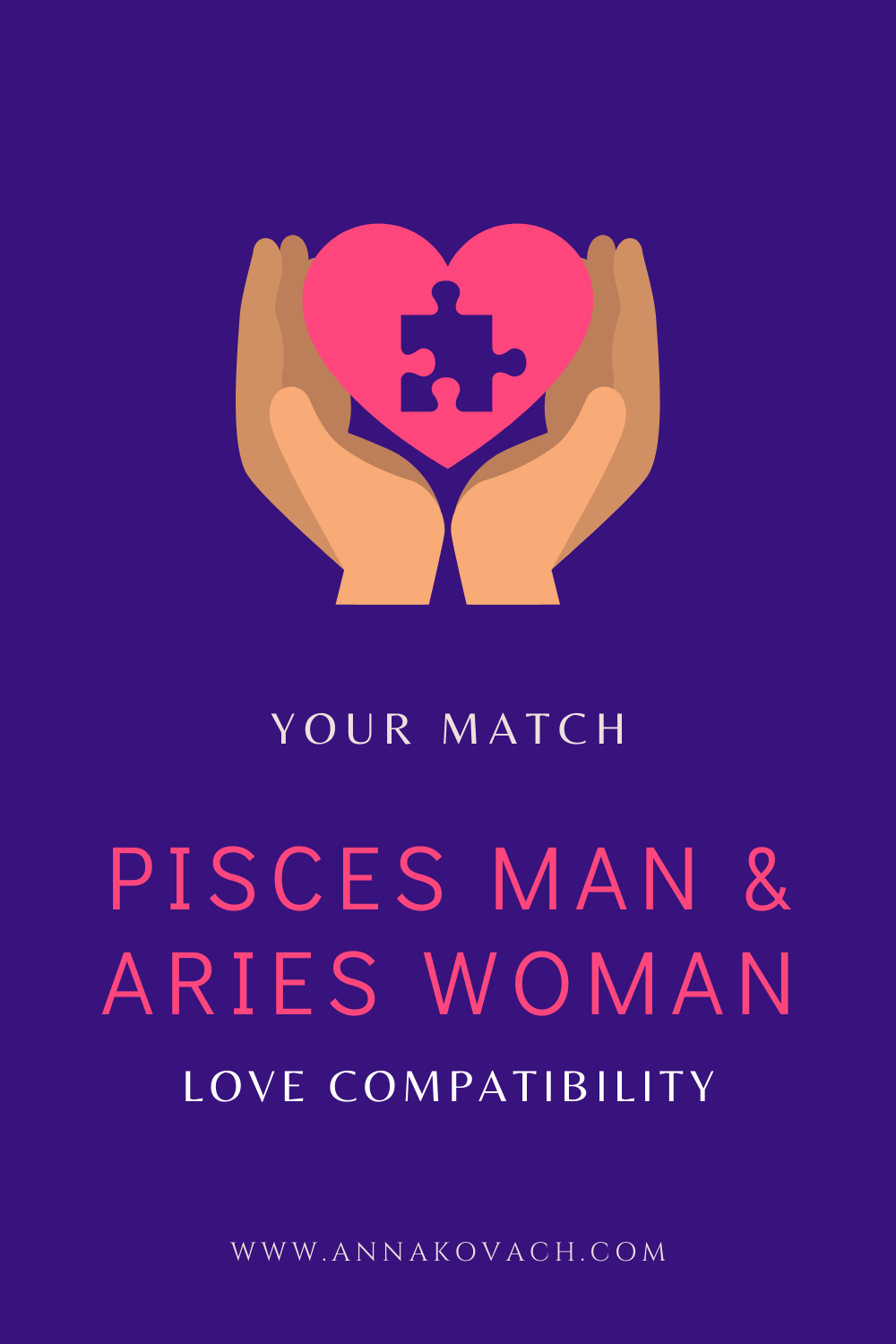 Pisces Man and Aries Woman Love Compatibility in 2020
