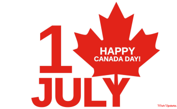Happy Canada Day Card Canada Independence Day In 2020 Happy Canada Day Canada Day Images Canada Independence Day