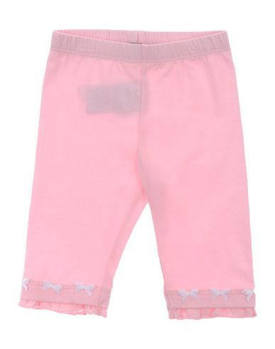 MISS BLUMARINE JEANS Girl's' Leggings Pink 6 months
