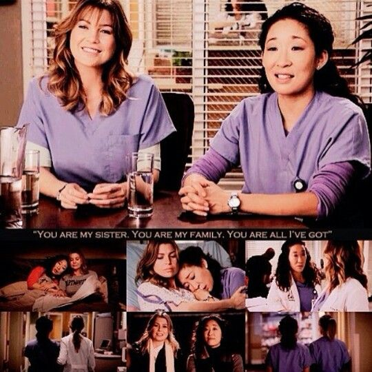 Twisted Sisters (With images) | Greys anatomy, Grey anatomy quotes ...