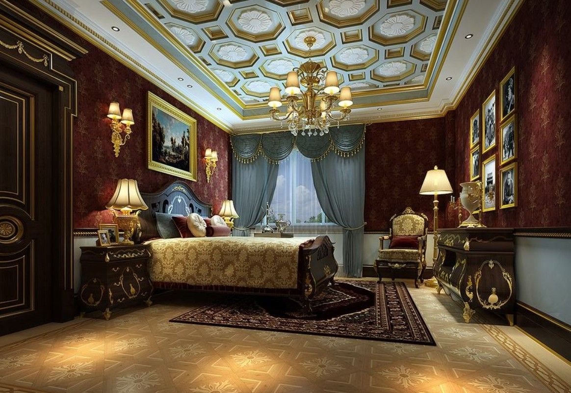 Best Luxury Bedrooms Designs Five Star Hotel Luxury Bedroom 640 x 480