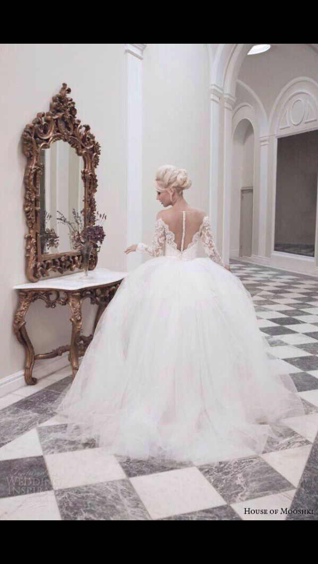 Fairytale Princess Wedding Dress