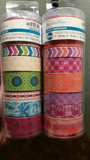 Recollections brand washi
