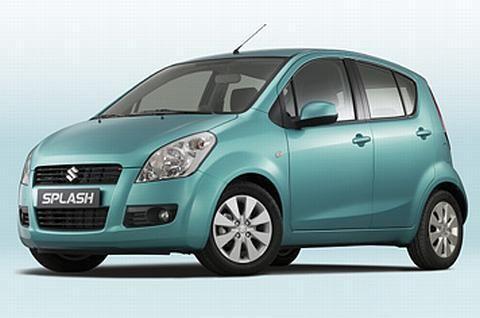 Suzuki Splash Mobil