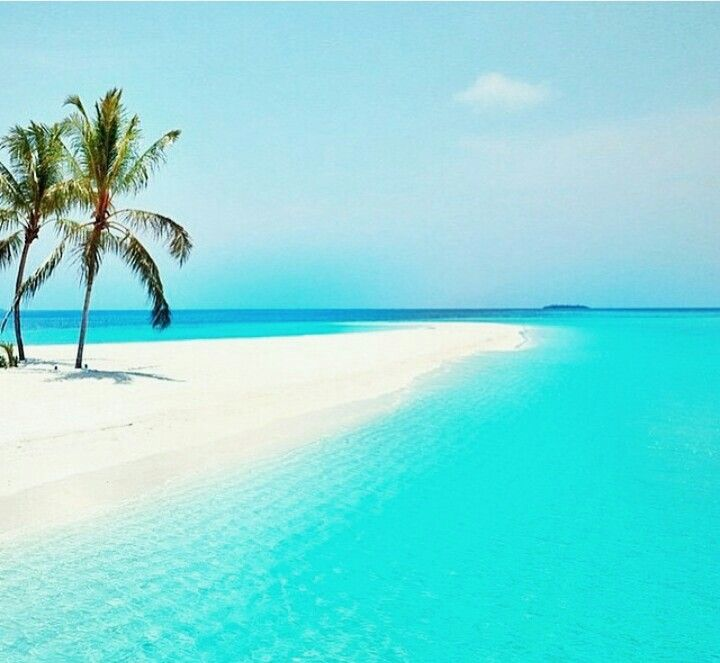 Maldives Beach: Toes In The Sand In 2019