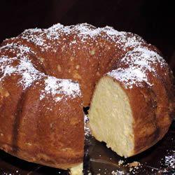 Grandma S Sour Cream Pound Cake Yummy Pound Cake I Have Made