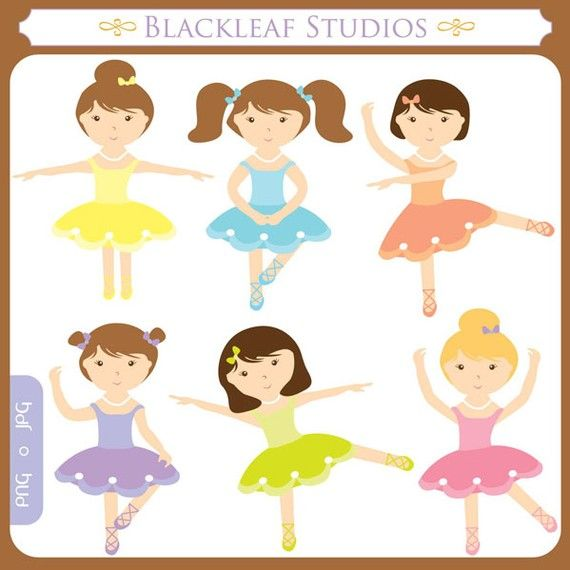 baby ballerinas clip art instant download ballet shoes dancer rh pinterest com