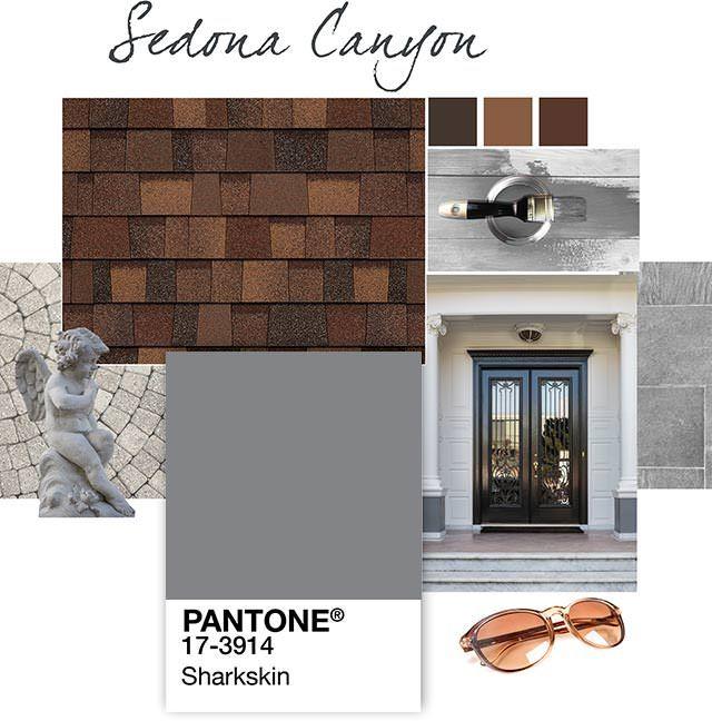 Best Exterior Home Design Sharkskin Sedona Canyon By Owens 640 x 480