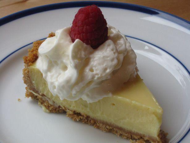 Kara's Key Lime Pie