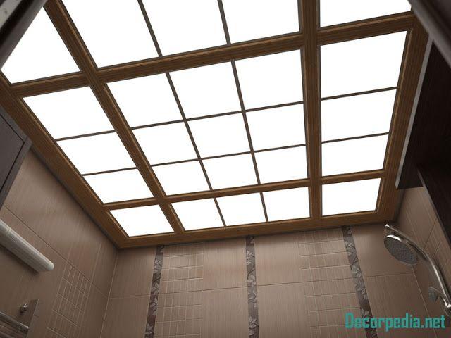 New bathroom ceiling designs and ideas 2019 | Bathroom ...