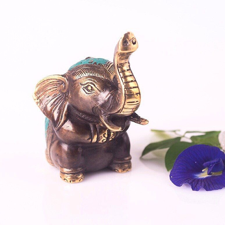 In Buddhism The Precious Elephant Is A Symbol Of The Strength Of