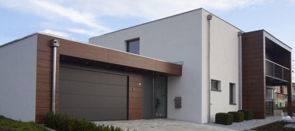 Doppelgarage modern  Pin von Timo Schmidt auf Architektur   Pinterest   Doppelgarage ...