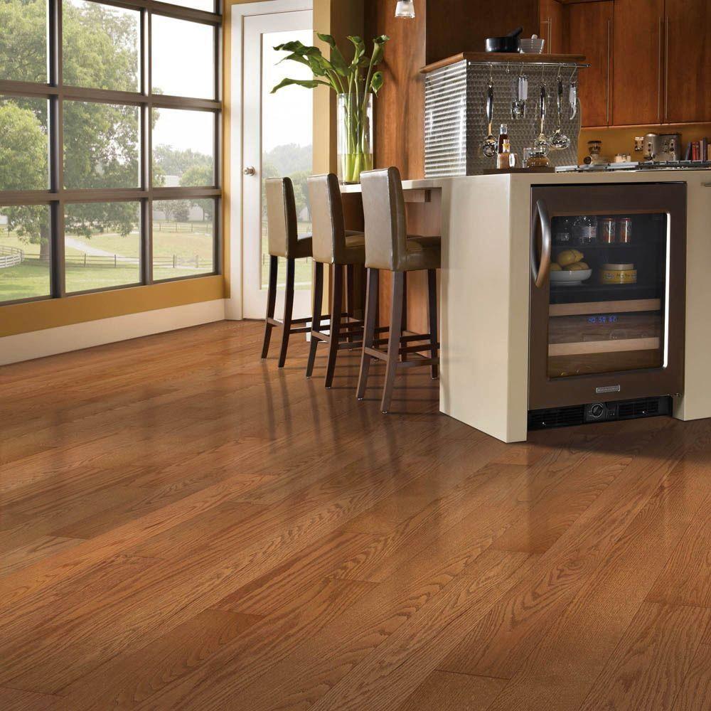 Casa De Colour 3 4 X 3 1 4 Classic Gunstock Oak Flooring Hardwood Floors Hardwood Floor Stain Colors