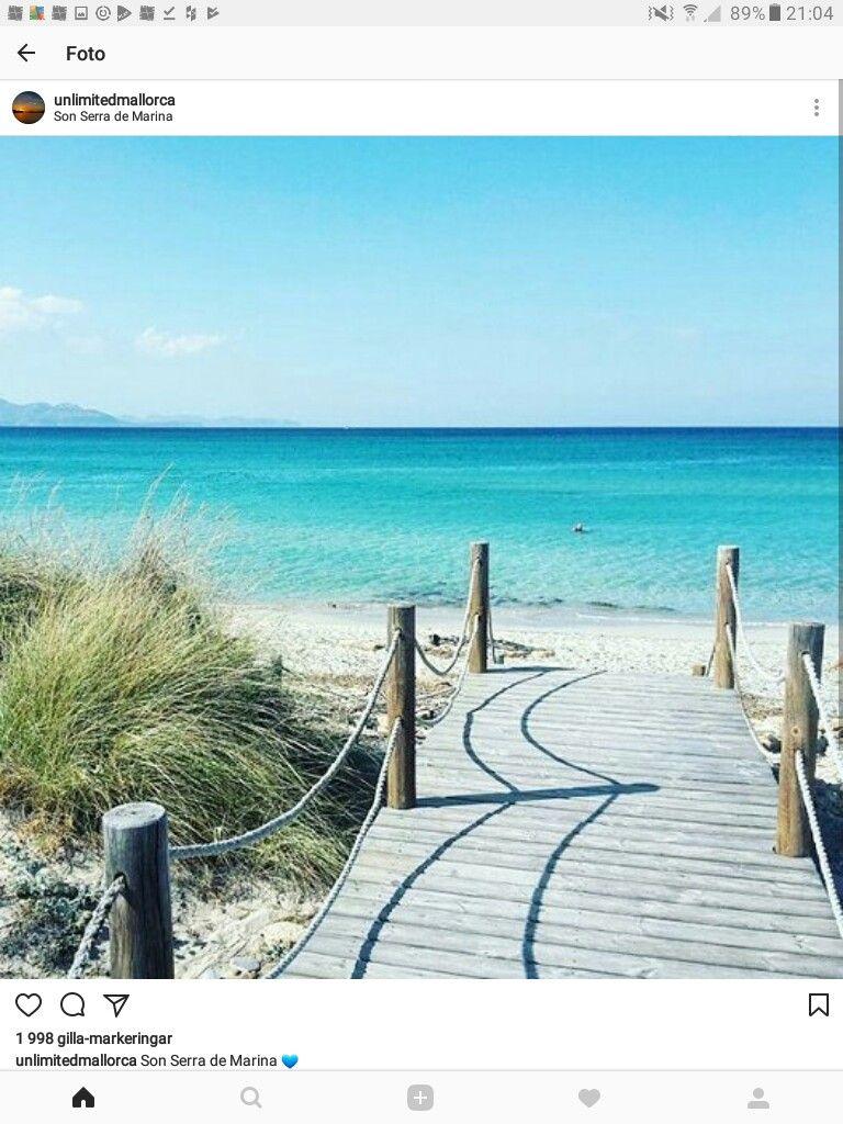 Cala d Mallorca Hotel Inturotel Playa Esmeralda Beach Strand Mallorca un paraso