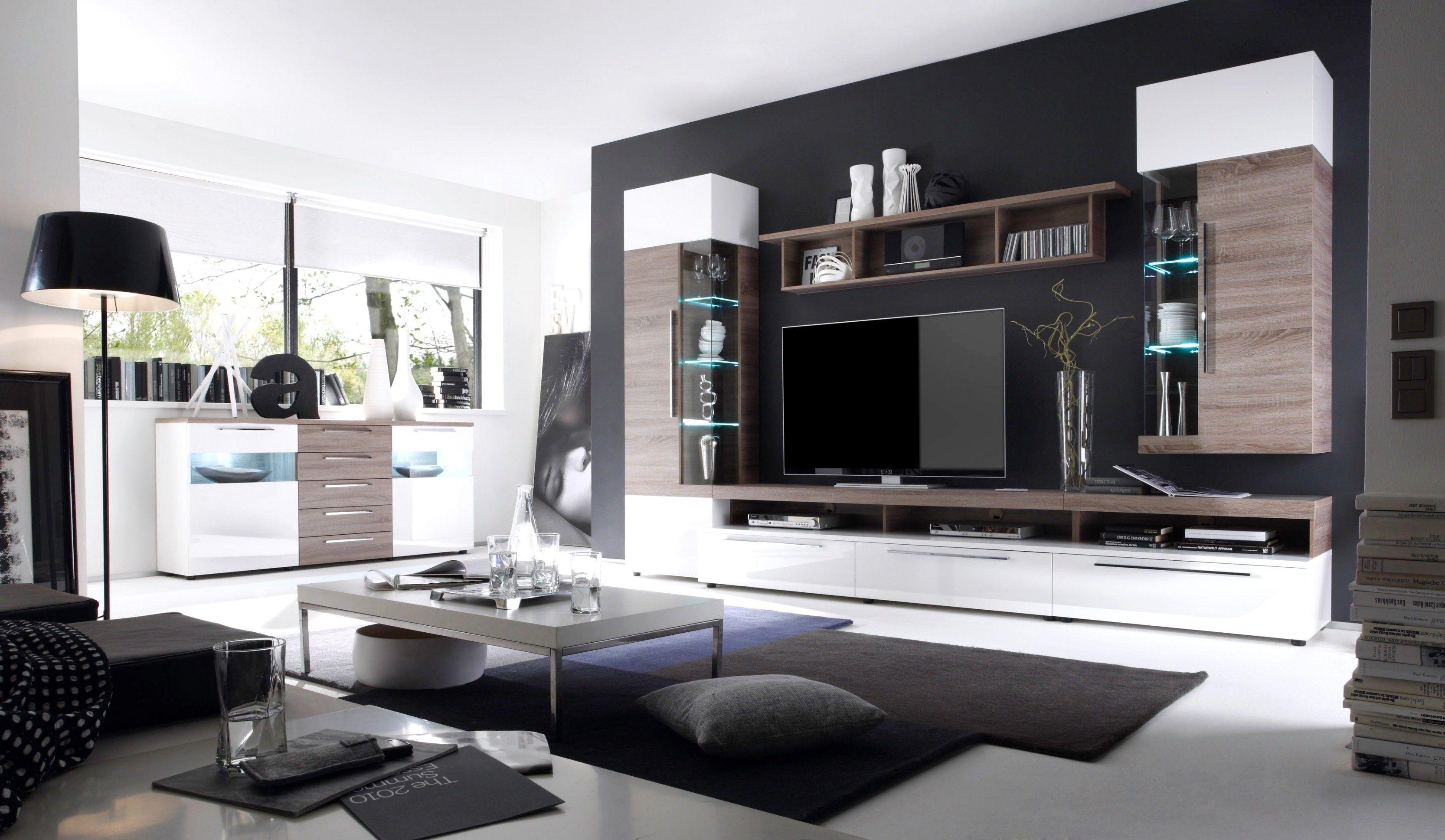 Wohnzimmer Wohnwand Gestalten