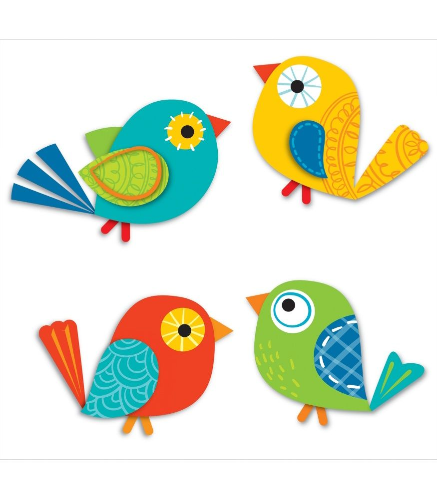 Reward Your Students And Celebrate Their Accomplishments With These Contemporary Eye Catching Boho Birds