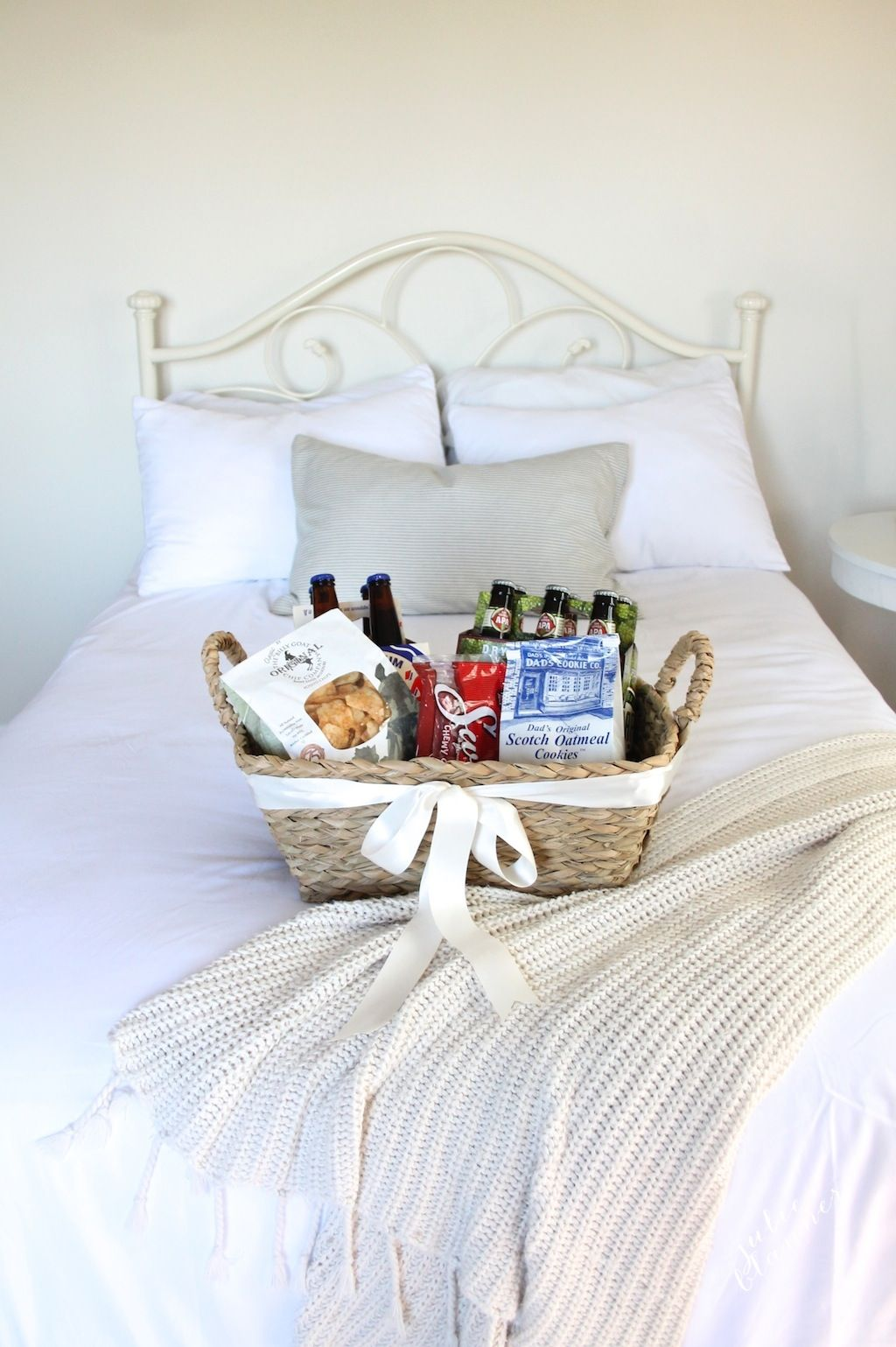 Preparing for Guests | Guest bedroom decor, Gift and Bedrooms