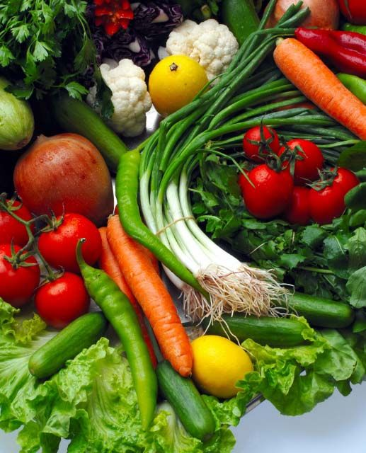 """3 Day Raw Food """"Reset"""" (Cleanse) With Recipes, Shopping"""