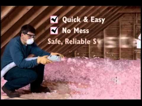 Atticat Expanding Blown In Insulation System Owens Corning Canada English Blown In Insulation Insulation Home Insulation