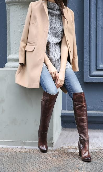 9286d25800e Parker Otk | FRYE Since 1863 | | HER STYLE | | Frye boots outfit ...