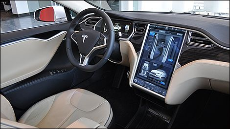 Tesla Model S Review Editors Review Auto TESLA The - 2014 tesla model s