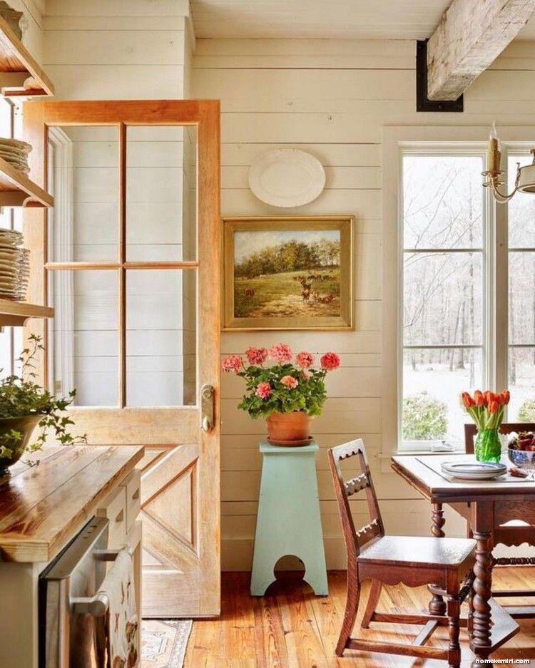 40+ Incredible European Farmhouse Living Room Design Ideas