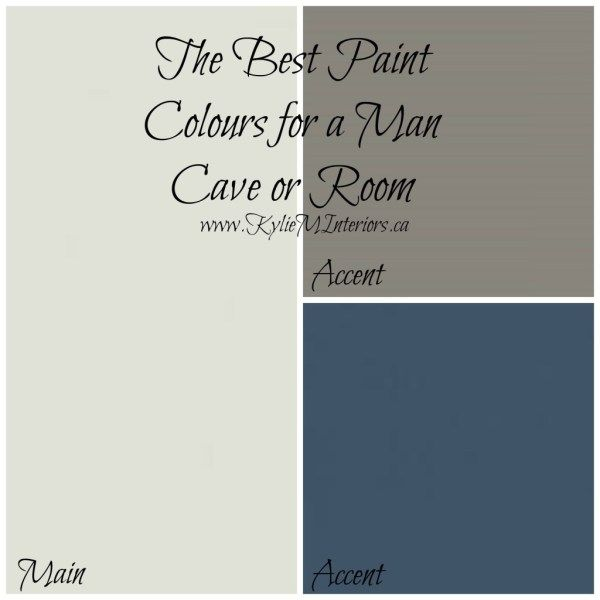 20 Accent Wall Paint Ideas For Your Best Home Decor Diywall Paint Painted Color Ideas Wallpaint Wa Basement Colors Man Cave Colors Man Cave Paintings